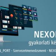 NEXON4 Gyakorlati képzés